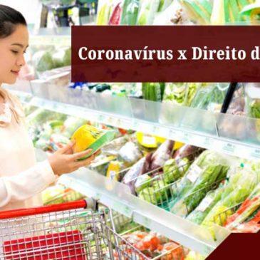 Coronavírus x Direito do Consumidor